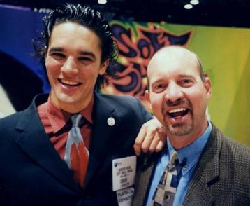 Sander Hicks et Jim Hatfield