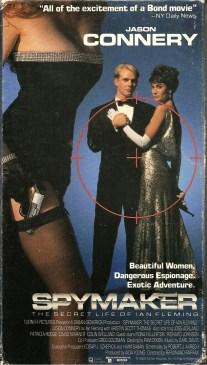 Spymaker VHS