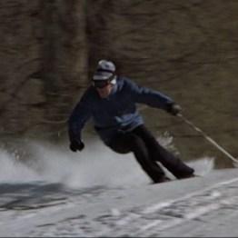 Des slaloms parfaitement maîtrisés