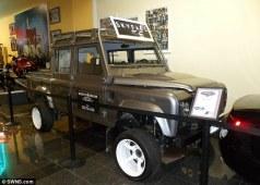 La Range Rover de Skyfall