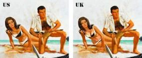 Version américaine / britannique