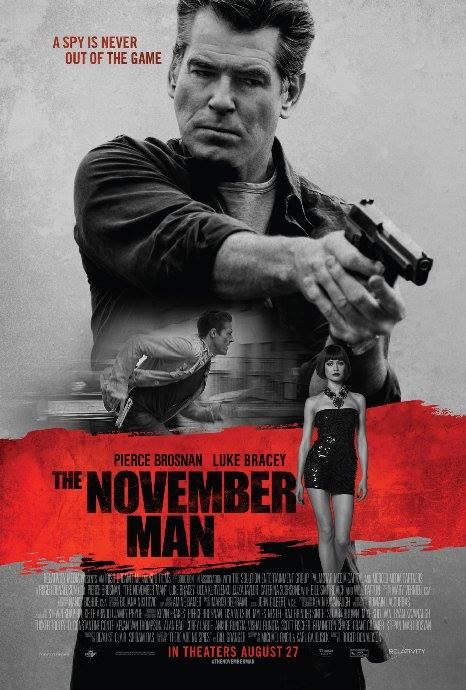 November Man poster