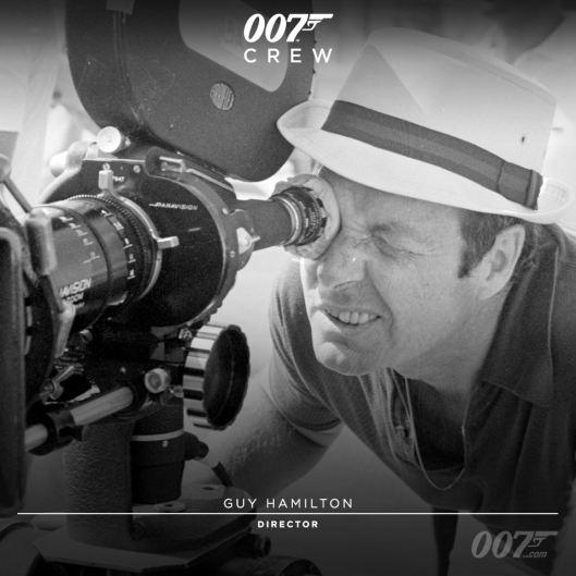 GuyHamilton, réalisateur