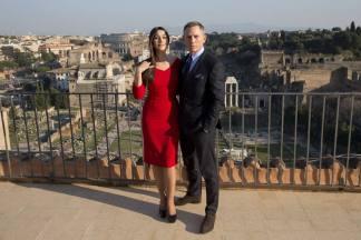 Italy Spectre Photo Call
