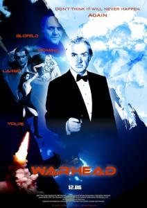 Une fan-couverture de Warhead réalisé par 007art