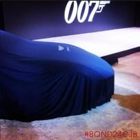 L'Aston Martin de Bond 24 sera dévoilée aujourd'hui