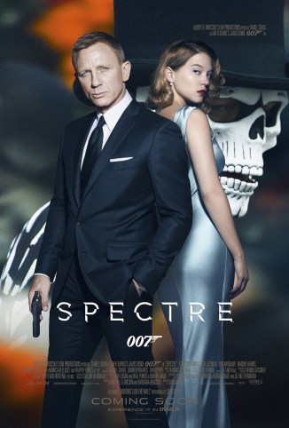 Spectre poster complet