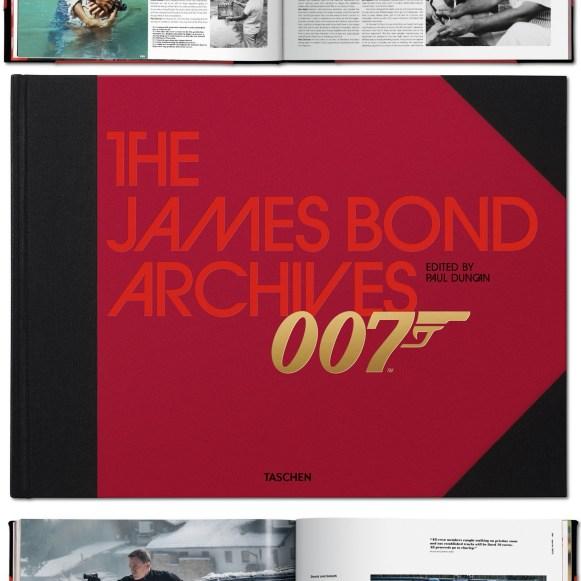 The James Bond Archives (environ 70€)