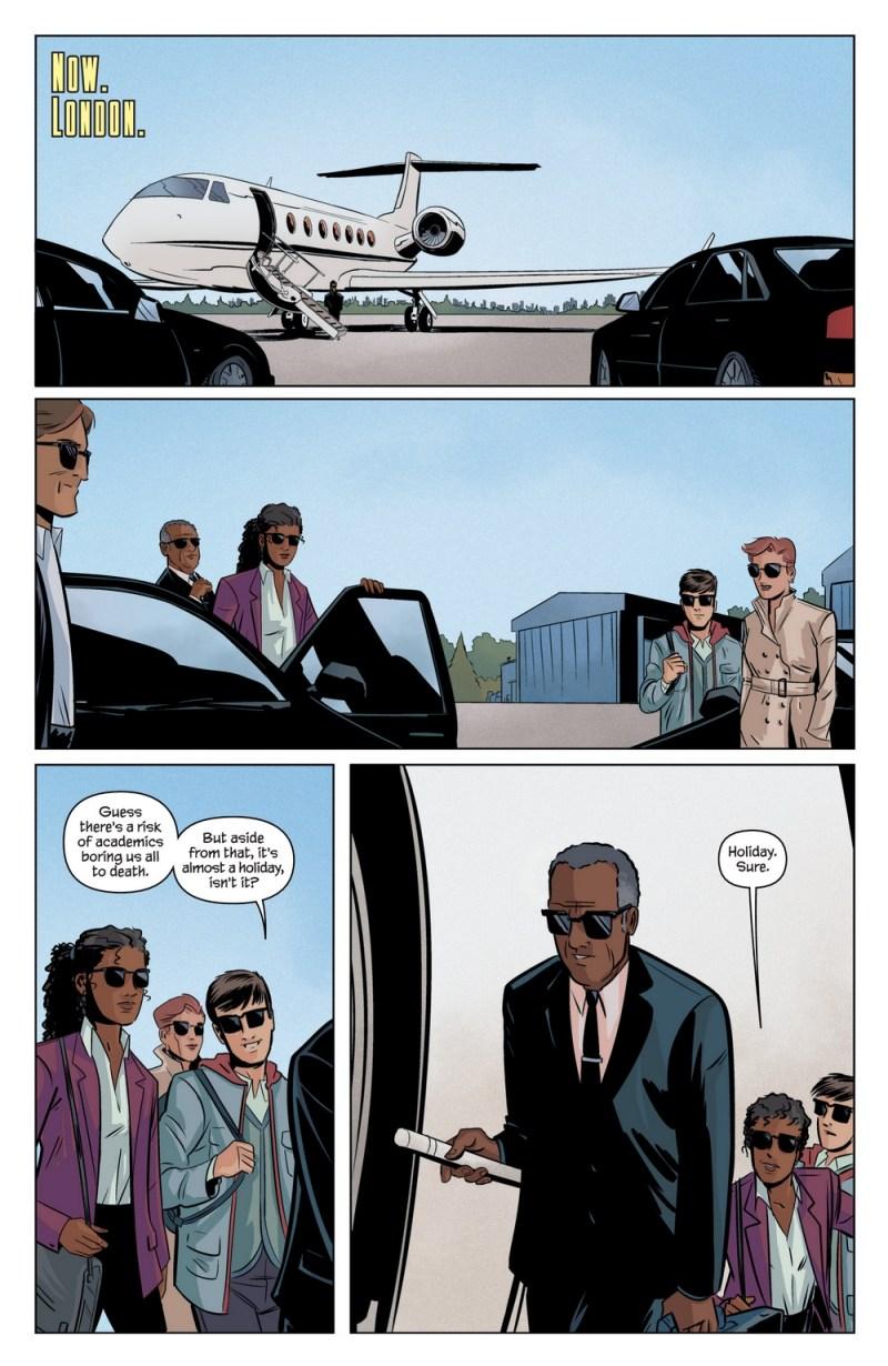 Moneypenny comics 5