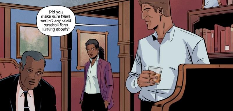 Moneypenny comics 8