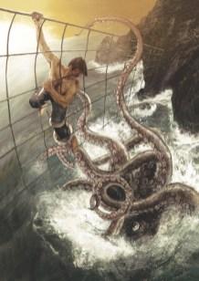 L'épreuve de la pieuvre