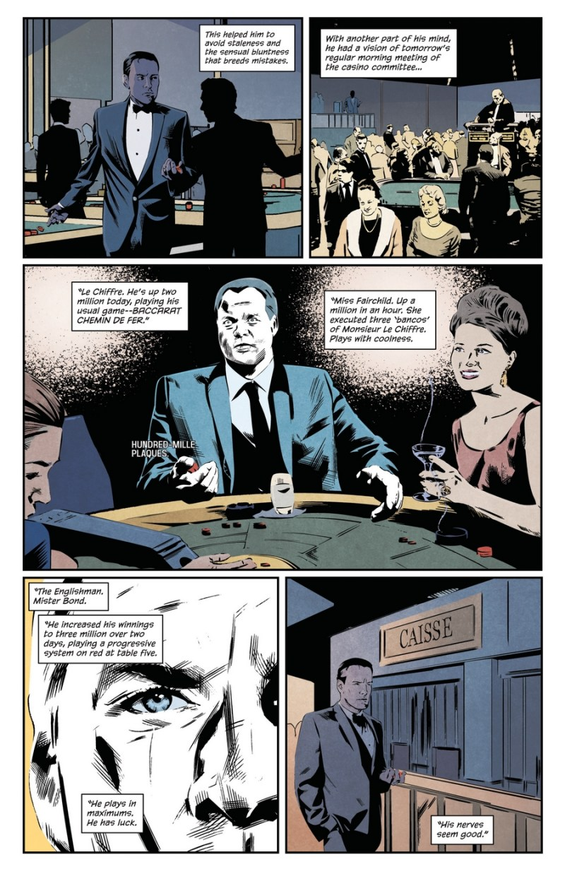 Casino Royale comics (2)