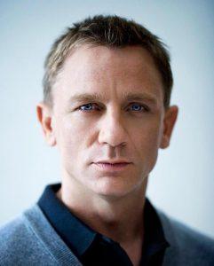 Daniel Craig froid