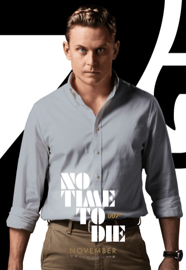 NTTD Posters personnages (10)
