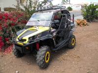 Weight bearing roof? - Can-Am Commander Forum