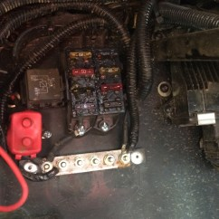 Stereo Wiring 2006 Suzuki Eiger 400 Diagram How To Wire A Light Bar? Max Wattage? - Can-am Commander Forum