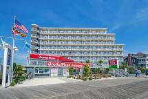 Commander Hotel Ocean City MD