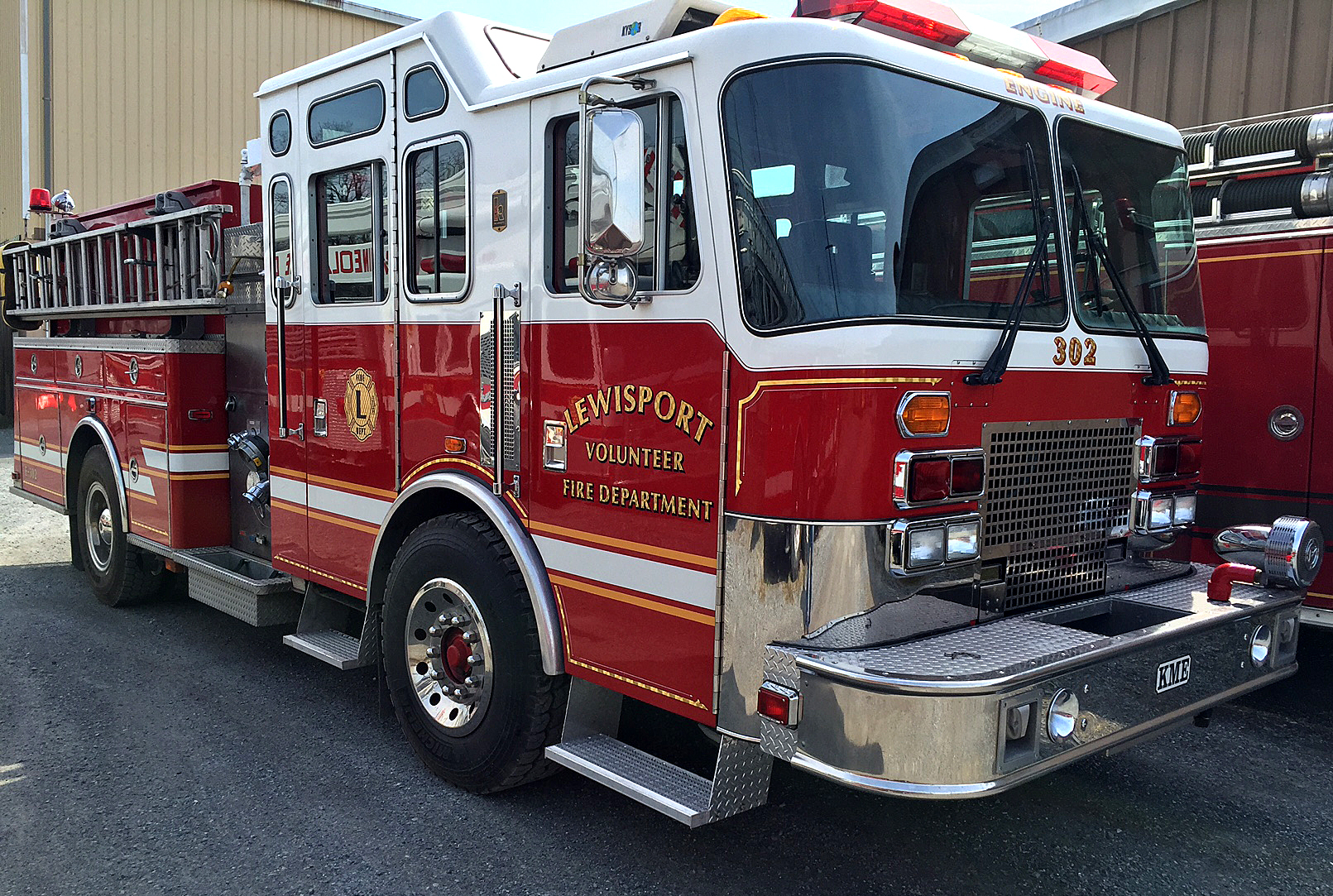 Lewisport Vfd The Right Pumper At The Right Price