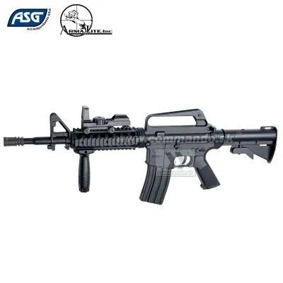Airsoft Rifle Armalite M15 A1 Carbine Manual ASG 6mm
