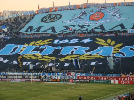 Marseille Ultras ve South Winners