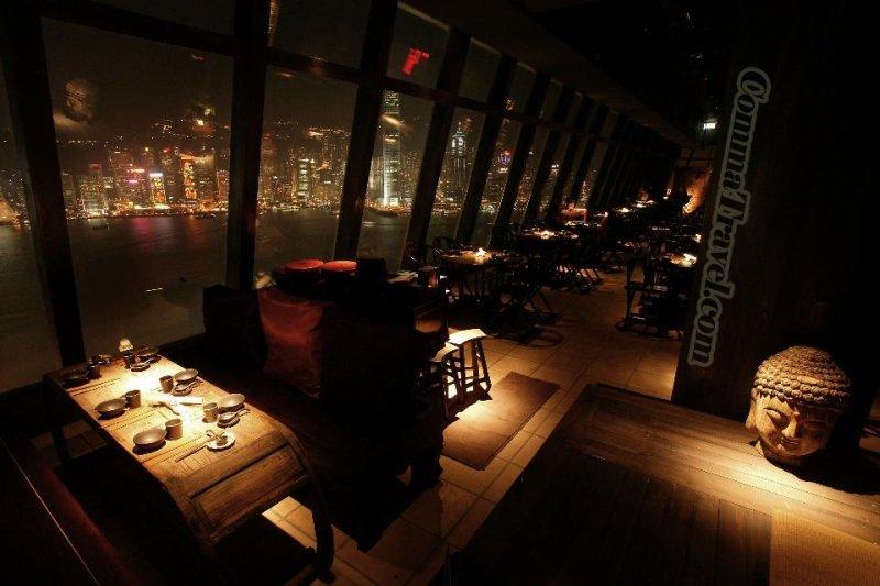 【遊記‧香港】19間高空維港夜景餐廳‧中日韓餐篇 - Comma Travel
