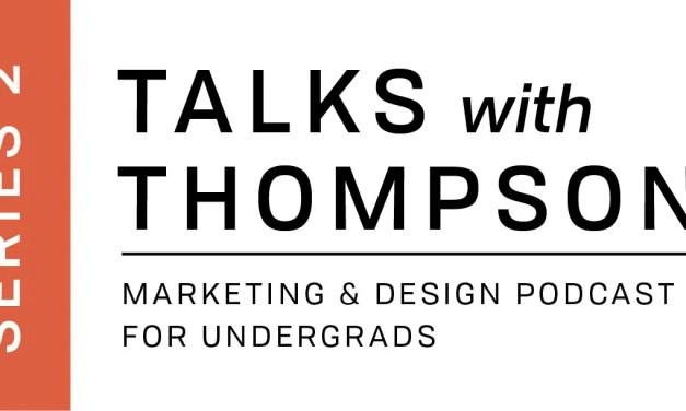 Episode 50: Brandi Takas Talks With Thompson
