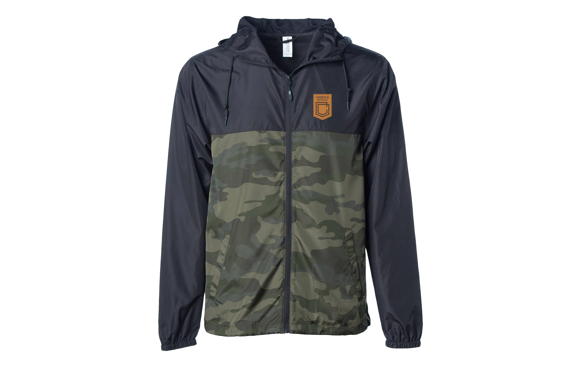 black forest camo jacket