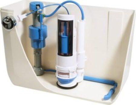 mécanisme chasse d'eau