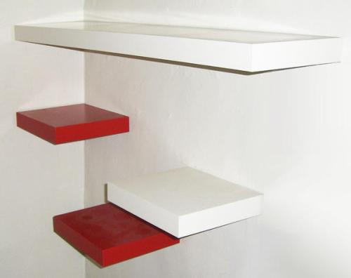 etagere murale forme
