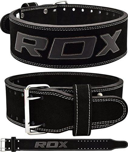 ceinture d'haltérophilie RDX