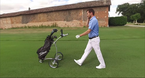chariot de golf 1