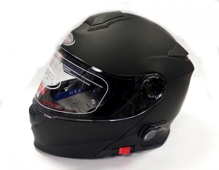 acheter casque moto bleuthooth modulable viper v131