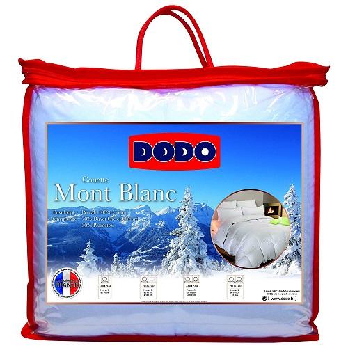 couette naturelle dodo couhette naturelle mont blanc