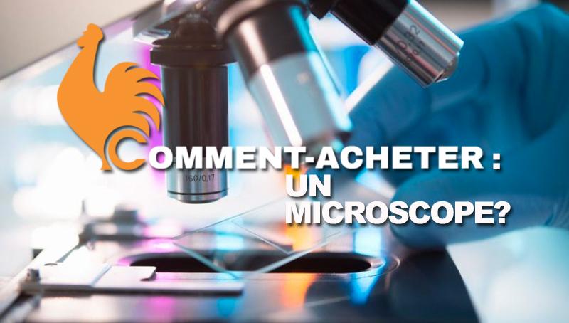 Microscope – Guide d'achat pour choisir le meilleur