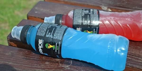 Saviez-vous que les boissons du type Powerade contiennent de l'huile végétale bromée ?