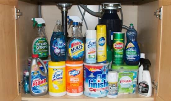 10 Choses Toxiques Que Vous Avez  la Maison  Jeter Ds