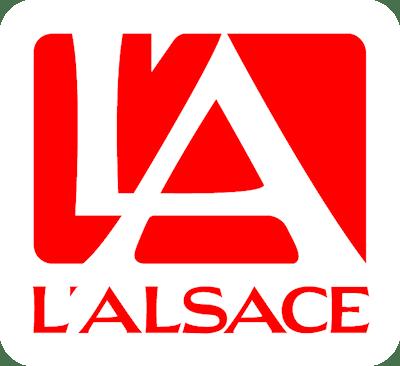 L'Alsace logo