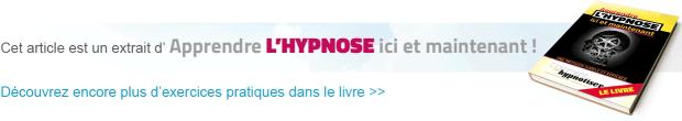 Apprendre l'hypnose
