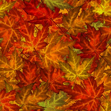 Fall Maple Leaf Tiled Wallpaper Autumn Or Fall Backgrounds And Wallpapers