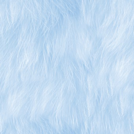 Animal Print Desktop Wallpaper Baby Blue Faux Fur Seamless Background Texture Pattern