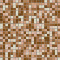 Brown Mosaic Tile Wallpaper Seamless Pattern Background Or ...
