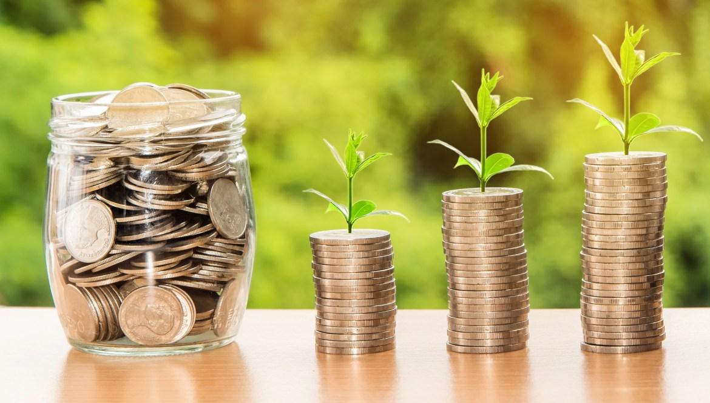 saving coins