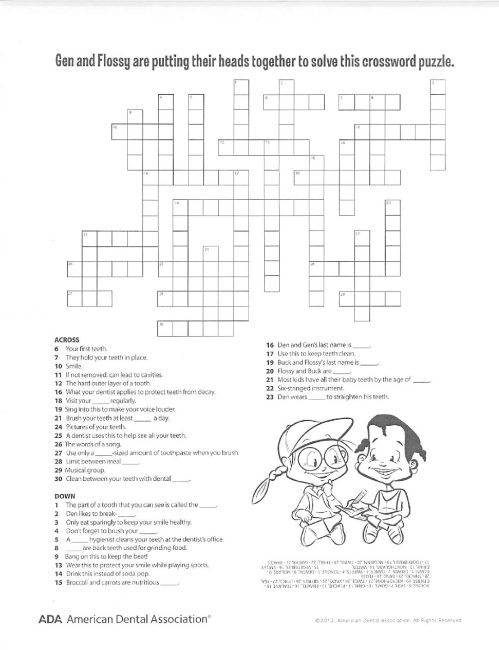 small resolution of ada crossword pdf