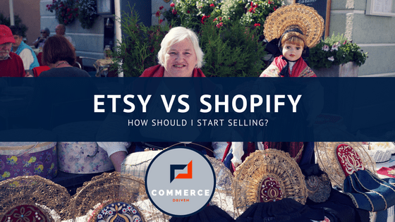 Etsy vs. Shopify: How Should I Start Selling?