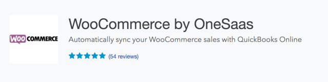 WooCommerce by OneSaas - 5 Star Rating