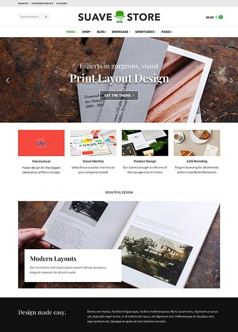 Homepage Seven
