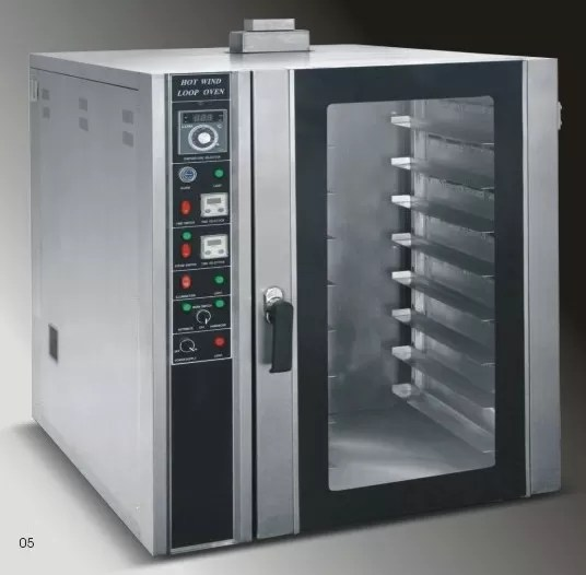EnergySaving Electric Hot Air Circulation Oven