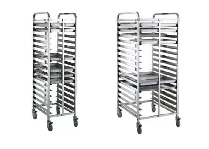 16/32 Tray Full-Size Bun / Sheet Pan Rack Assembled or