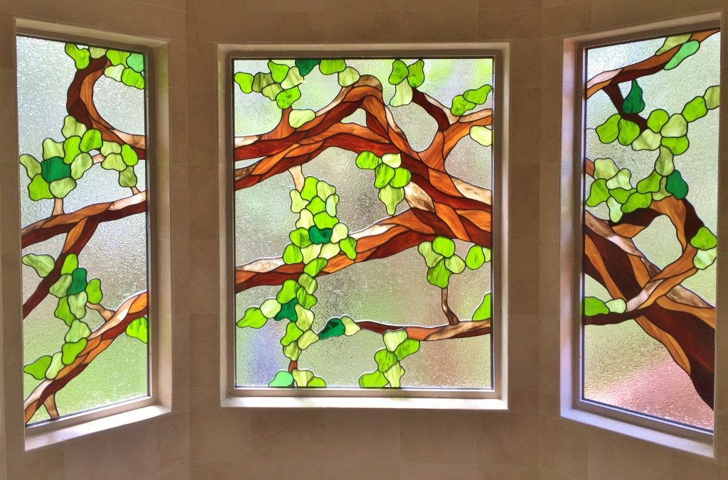 Custom-stained-glass-aspen-trees
