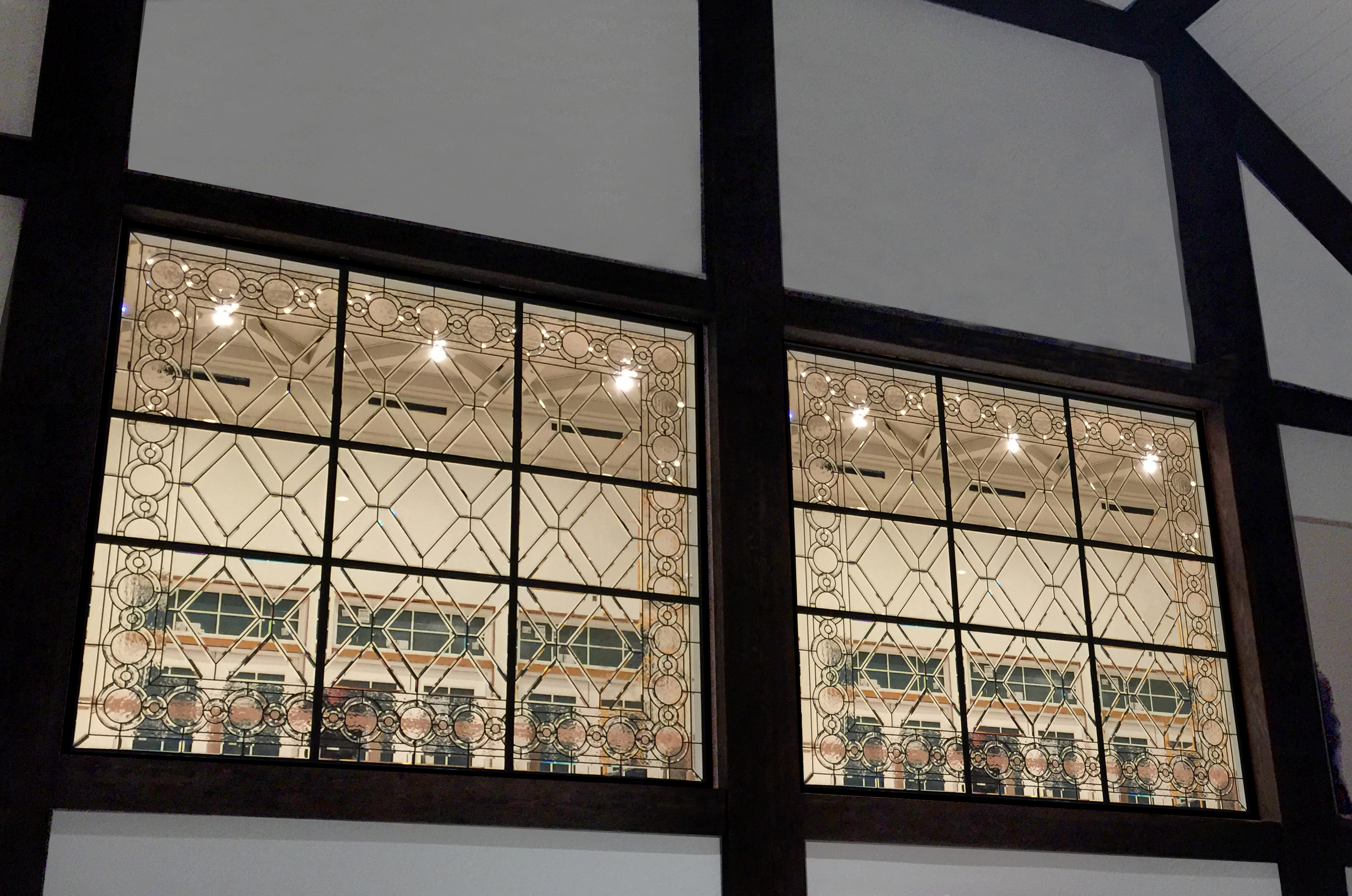 commercial leaded glass jackson